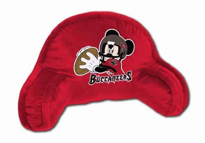 Tampa Bay Buccaneers Mickey Mouse YOUTH Bedrest