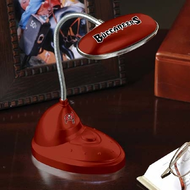 Tampa Bay Buccaneers Mini LED Desk Lamp