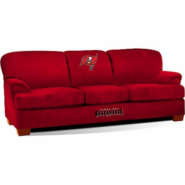Tampa Bay Buccaneers First Team Sofa