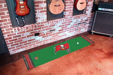 Tampa Bay Buccaneers Putting Green Mat