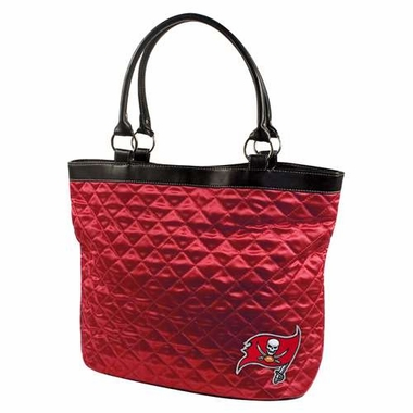 Tampa Bay Buccaneers Quilted Tote