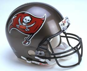 Tampa Bay Buccaneers 1997-2013 Throwback Pro Line Helmet