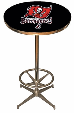 Tampa Bay Buccaneers Team Pub Table