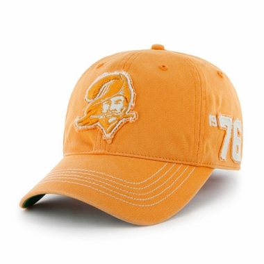 Tampa Bay Buccaneers Throwback Badger Franchise Flex Fit Hat