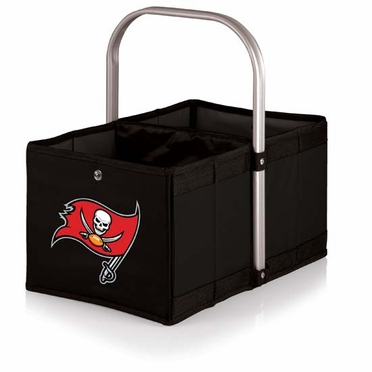 Tampa Bay Buccaneers Urban Picnic Basket (Black)