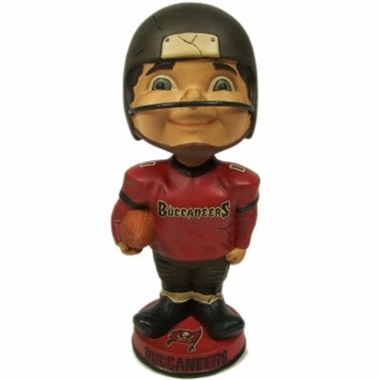 Tampa Bay Buccaneers Vintage Retro Bobble Head