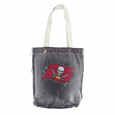 Tampa Bay Buccaneers Vintage Shopper (Black)