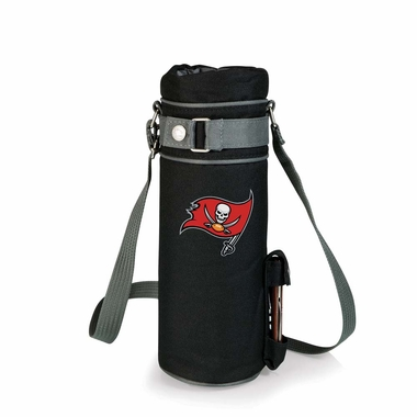 Tampa Bay Buccaneers Wine Sack (Black)