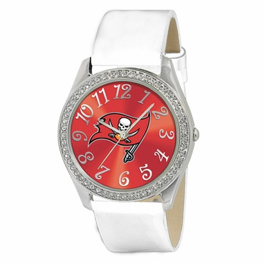Tampa Bay Buccaneers Women's Glitz Watch