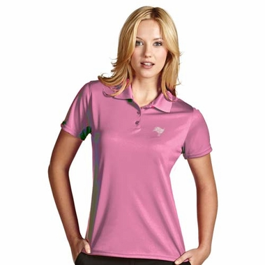 Tampa Bay Buccaneers Womens Exceed Polo (Color: Pink)