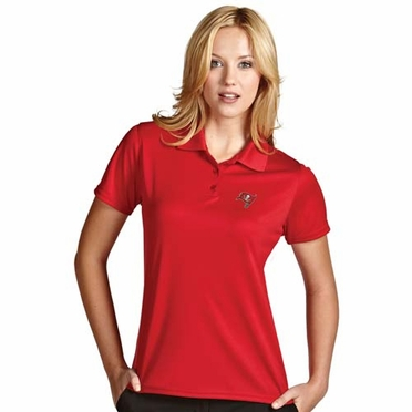 Tampa Bay Buccaneers Womens Exceed Polo (Team Color: Red)