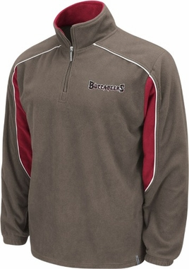 Tampa Bay Buccaneers YOUTH Final Score 1/4 Zip Polar Fleece