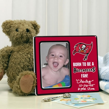 Tampa Bay Buccaneers Youth Picture Frame