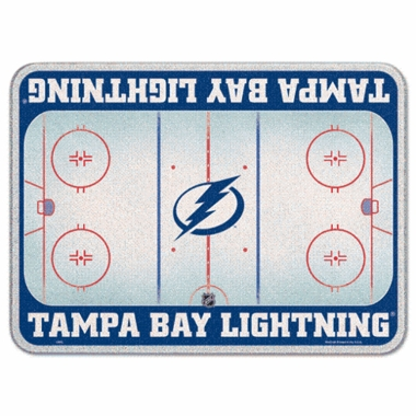 Tampa Bay Lightning 11 x 15 Glass Cutting Board