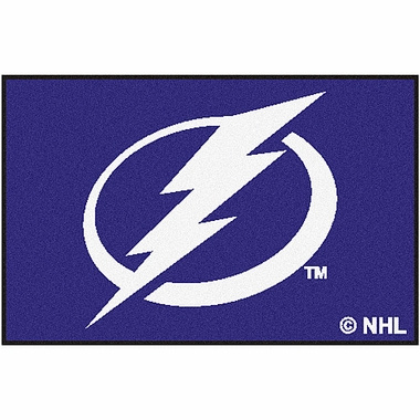 Tampa Bay Lightning 20 x 30 Rug