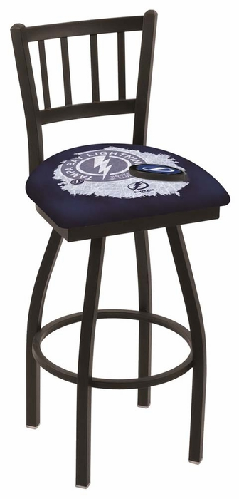 Tampa Bay Lightning 25 Inch L018 Black Wrinkle With  : tampa bay lightning 25 inch l018 black wrinkle with jailhouse back bar stool 5 from www.sportsfanfare.com size 336 x 700 jpeg 85kB