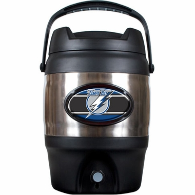 Tampa Bay Lightning 3 Gallon Stainless Steel Jug