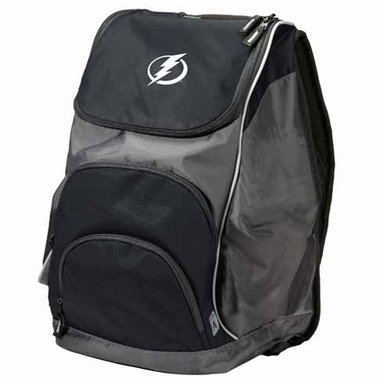 Tampa Bay Lightning Action Backpack (Color: Black)
