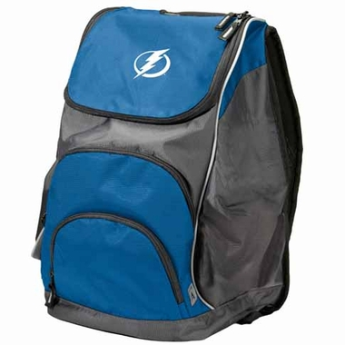 Tampa Bay Lightning Action Backpack (Color: Royal)