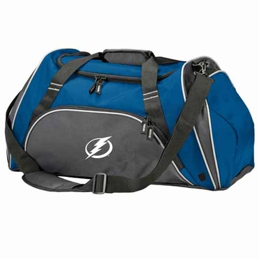 Tampa Bay Lightning Action Duffle (Color: Royal)
