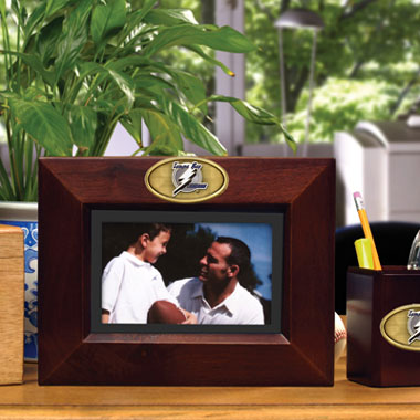 Tampa Bay Lightning BROWN Landscape Picture Frame