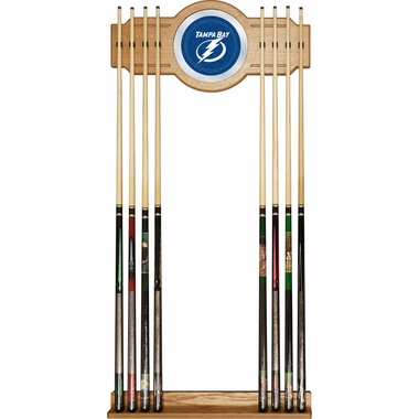 Tampa Bay Lightning Cue Rack
