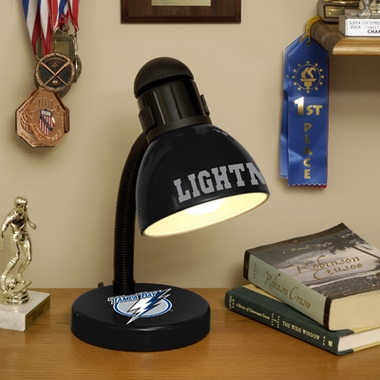 Tampa Bay Lightning Dorm Lamp