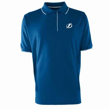 Tampa Bay Lightning Mens Elite Polo Shirt (Team Color: Royal)