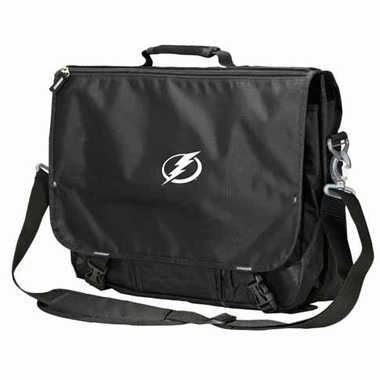 Tampa Bay Lightning Executive Attache Messenger Bag