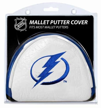 Tampa Bay Lightning Mallet Putter Cover