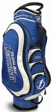Tampa Bay Lightning Medalist Cart Bag