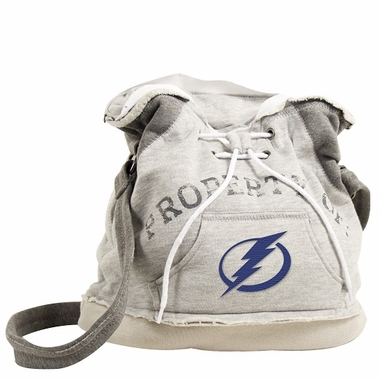 Tampa Bay Lightning Property of Hoody Duffle