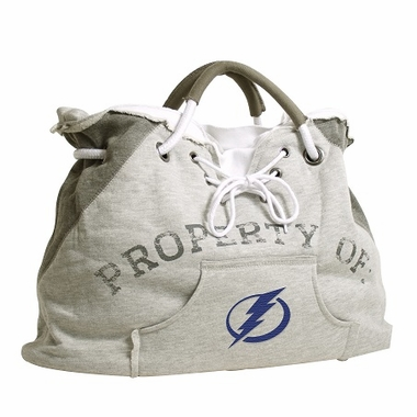 Tampa Bay Lightning Property of Hoody Tote