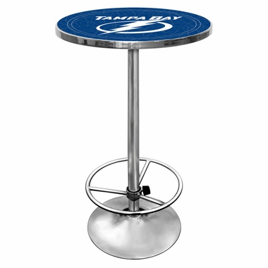 Tampa Bay Lightning Pub Table