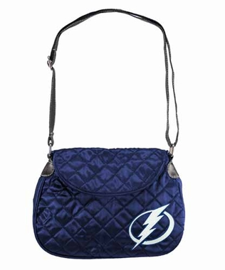 Tampa Bay Lightning Quilted Saddlebag