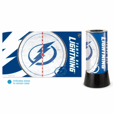 Tampa Bay Lightning Rotating Lamp
