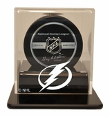 Tampa Bay Lightning Display Cases