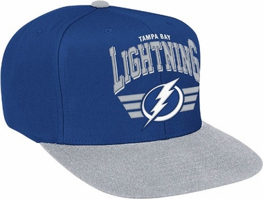 Tampa Bay Lightning Stadium Throwback Snapback Hat
