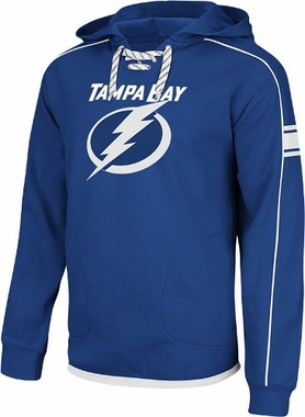 Tampa Bay Lightning Team Jersey Pullover Hooded Sweatshirt