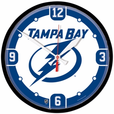 Tampa Bay Lightning Wall Clock