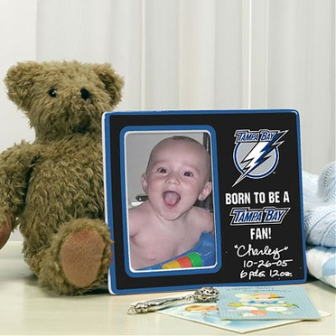 Tampa Bay Lightning Youth Picture Frame