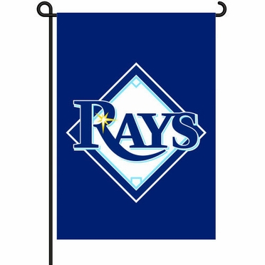 Tampa Bay Rays 11x15 Garden Flag
