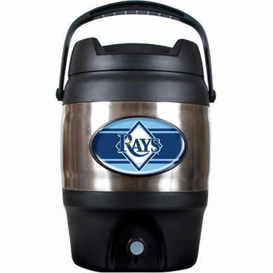 Tampa Bay Rays 3 Gallon Stainless Steel Jug