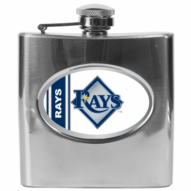 Tampa Bay Rays 6 oz. Hip Flask