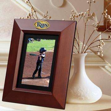 Tampa Bay Rays BROWN Portrait Picture Frame