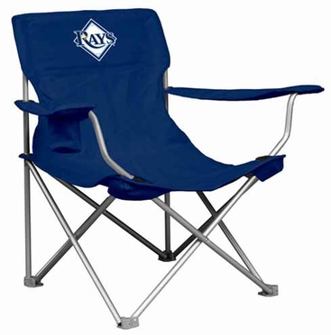 Tampa Bay Rays Canvas Adult Folding Logo Chair
