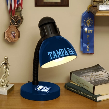 Tampa Bay Rays Dorm Lamp
