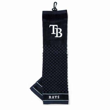 Tampa Bay Rays Embroidered Golf Towel