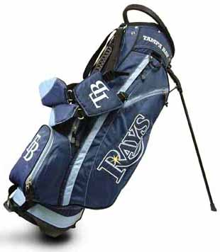Tampa Bay Rays Fairway Stand Bag