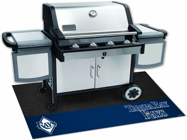 Tampa Bay Rays Grill Mat